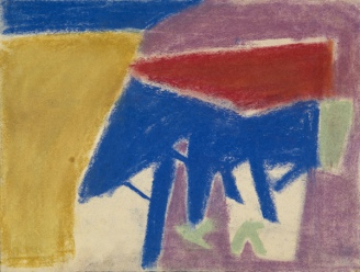 Small House in Crimea, 1970