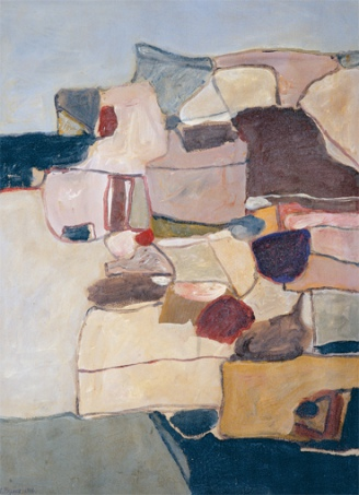 Still Life, 1961