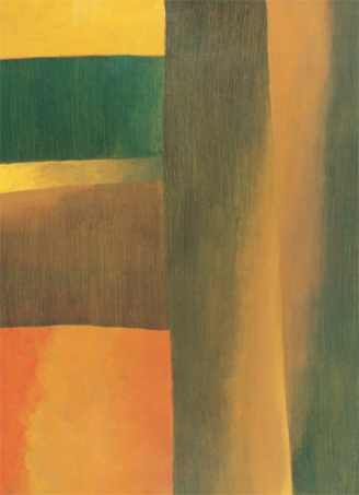 Autumn Composition, 2000