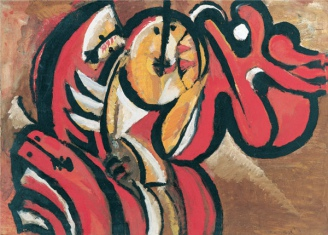 Bird-Woman, 1983