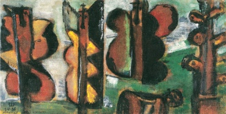 Composition, 1986