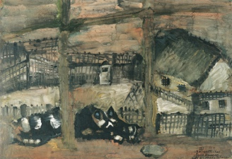 Prison Zone. 3 October. Today is Sergei Yesenin's Birthday, 1987