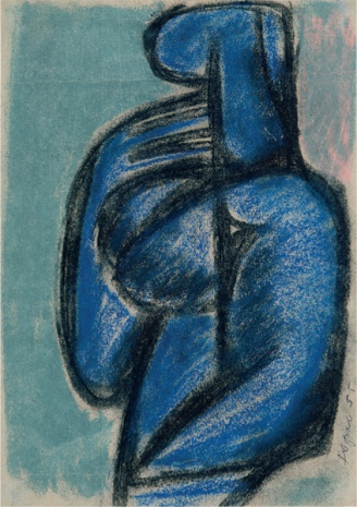Tribute to Léger, 1955